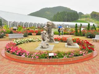 公園 島田 ばら の 丘